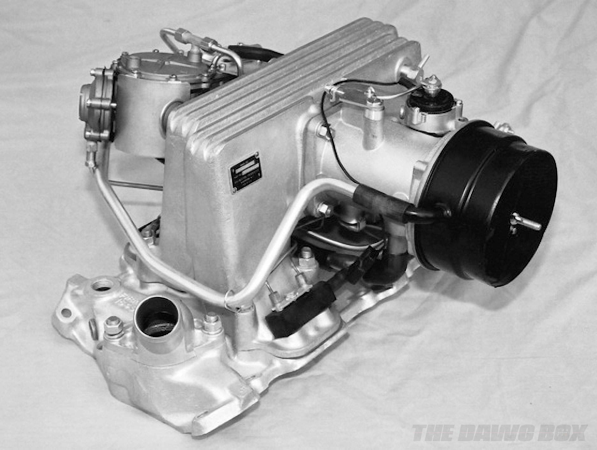 Rochester mechanical fuel injection system