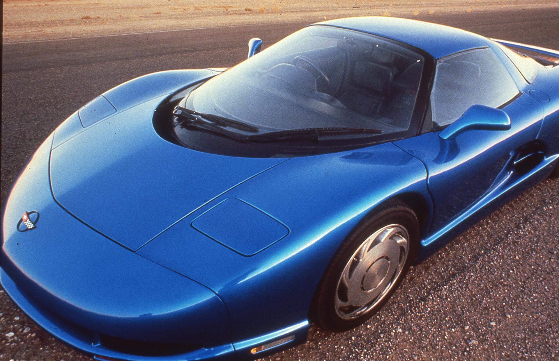 1989 Chevrolet CERV III