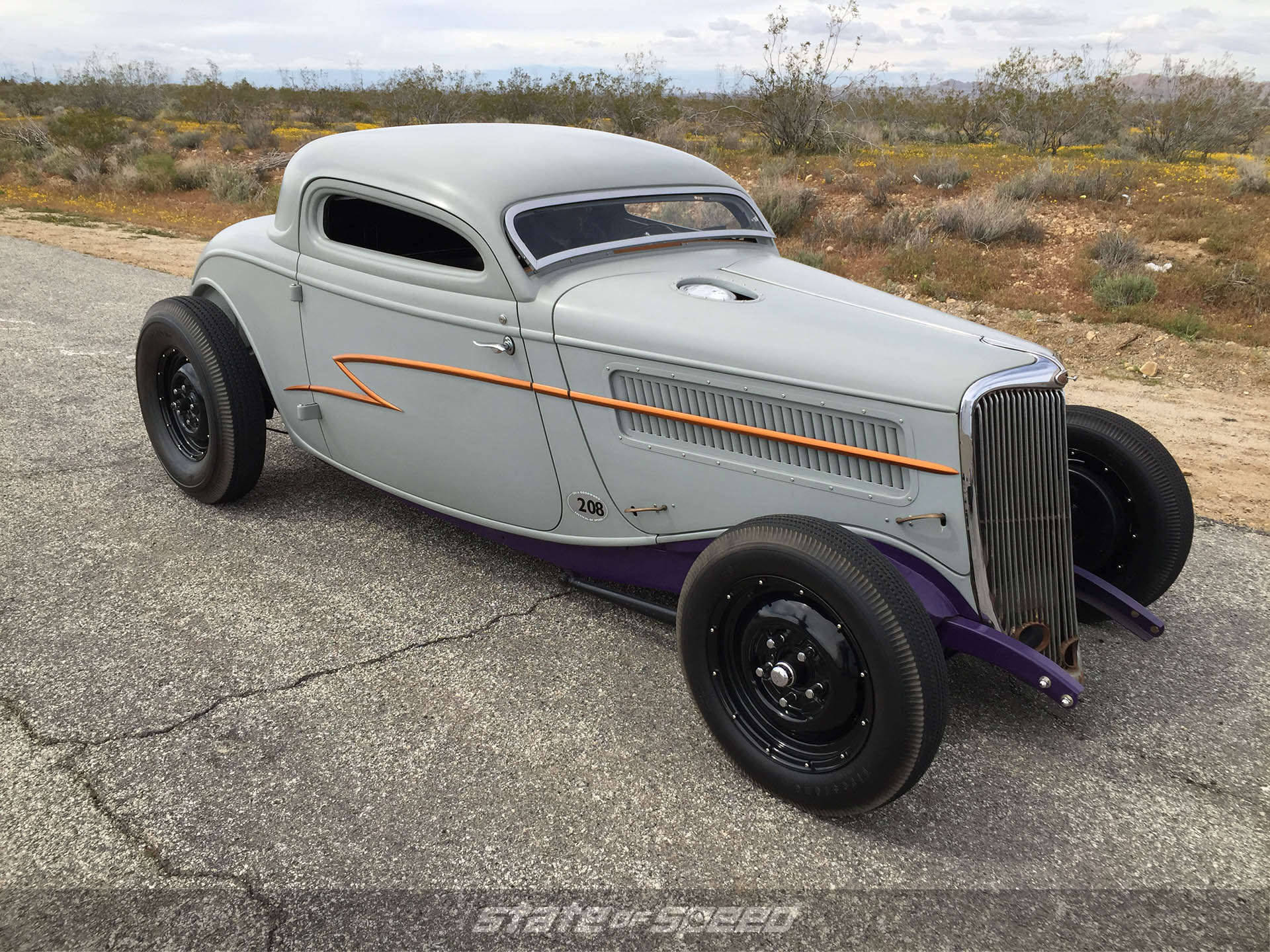 """'34 Ford Coupe """"Whiskey Runner"""""""