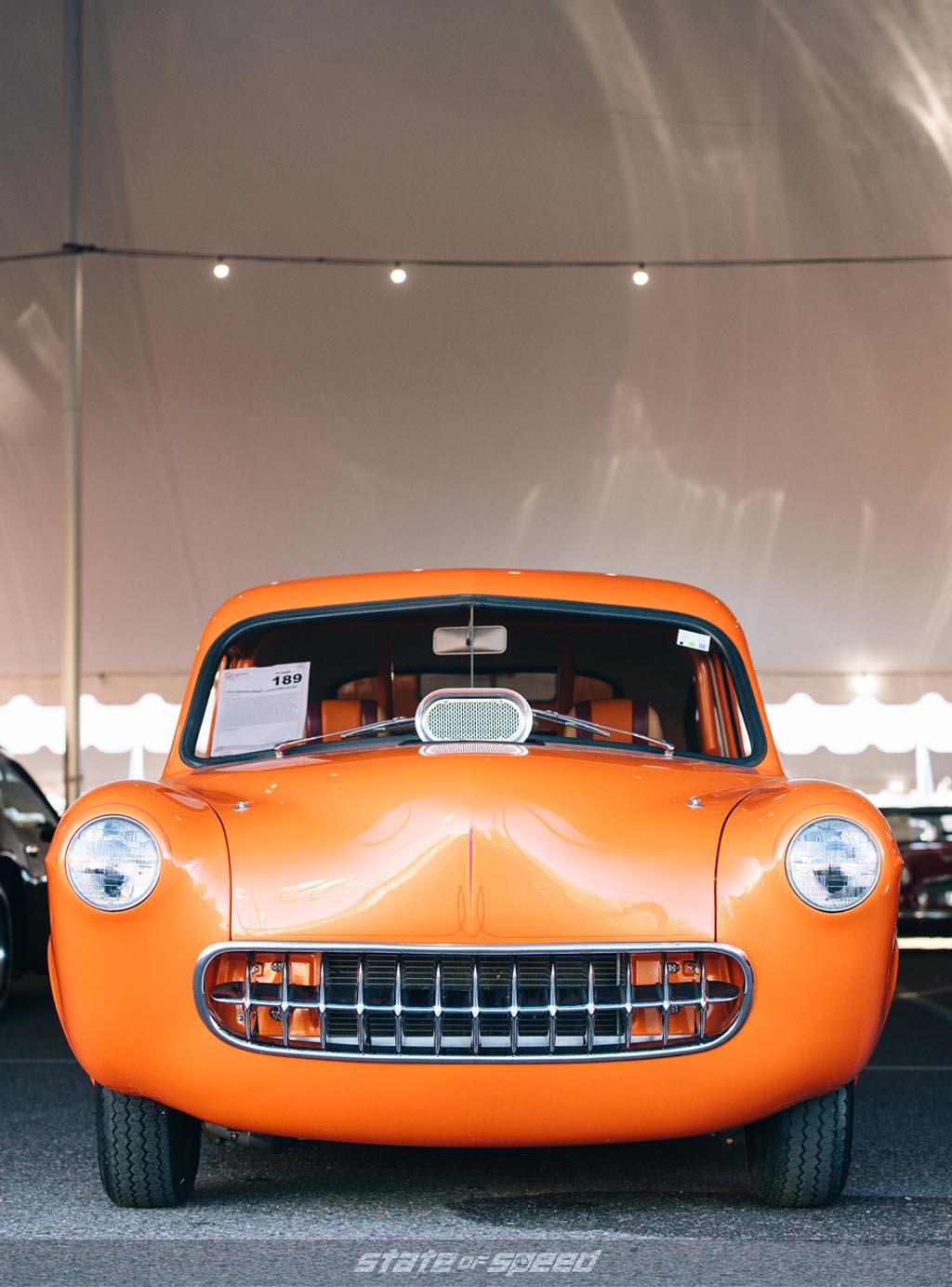 '52 Kaiser Henry J Custom Coupe