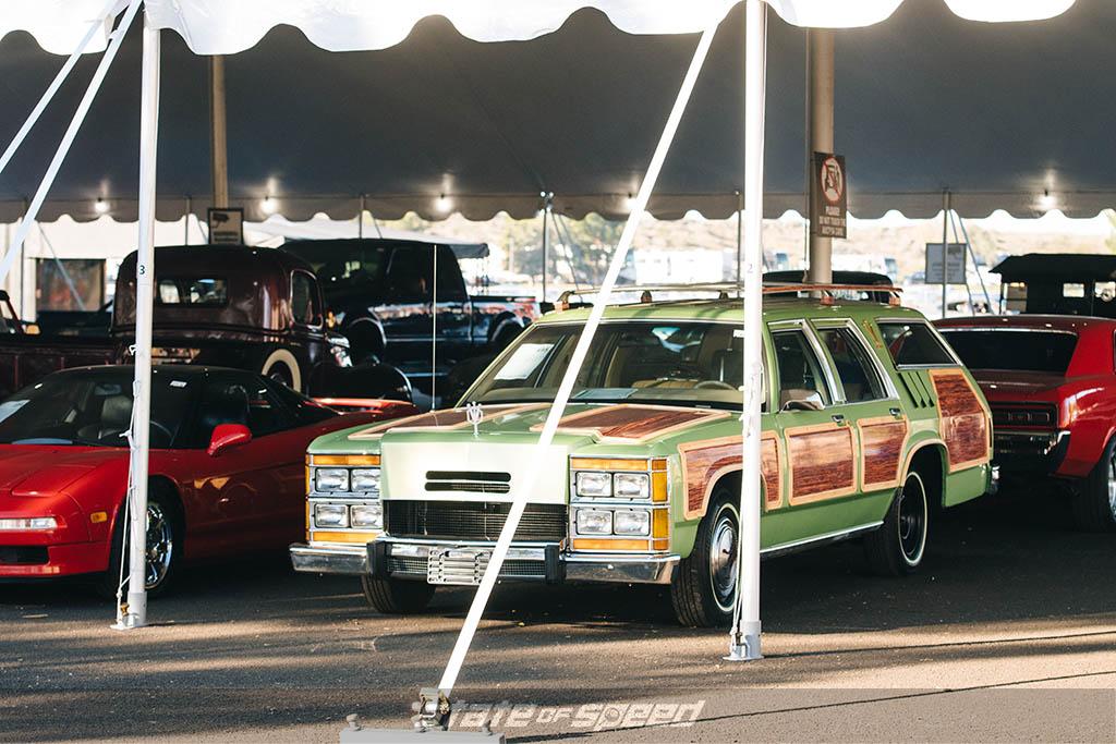 '85 Ford LTD Custom Station Wagon