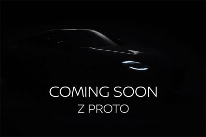 Nissan z Proto coming soon
