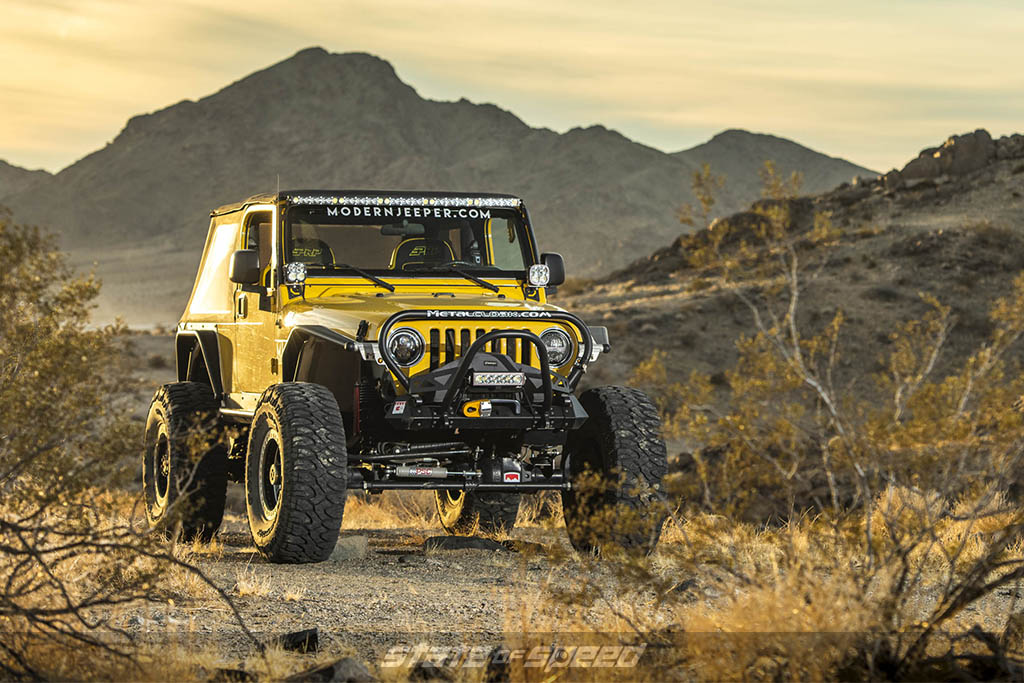 jeep lj with 38 inch milestar patagonias
