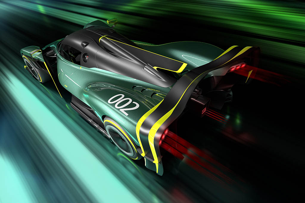 all-new track only hypercar from aston martin