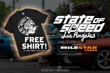 State of Speed Inaugural LA Show