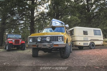 blazer with camper and cj5 on milestar patagonia